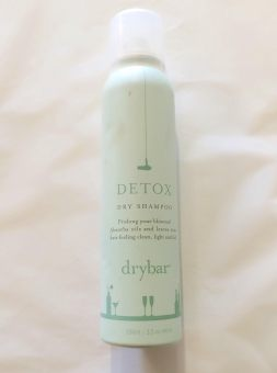 Getting Ready Report Beauty Interview with Alison Halleran Owner of Opal + Onyx DryBar Detox Shampoo