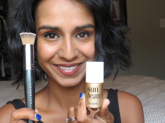 Non-Touring Your Way to Glowing Skin - Getting Ready Report. Nars, Benefit, Rare Marula Oil, Urban Decay, Cover FX, Quo