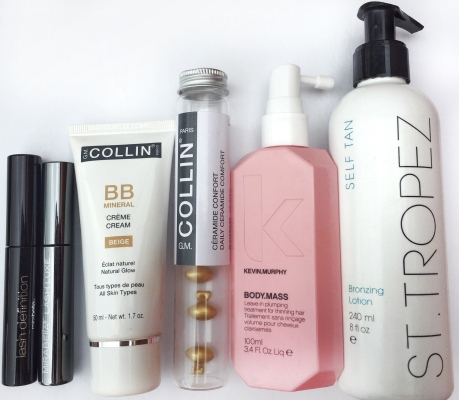 Getting Ready Report Carla Bourada Products
