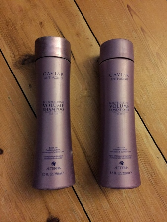 Getting Ready Report Alterna Caviar Shampoo Conditioner Sophie Southmayd