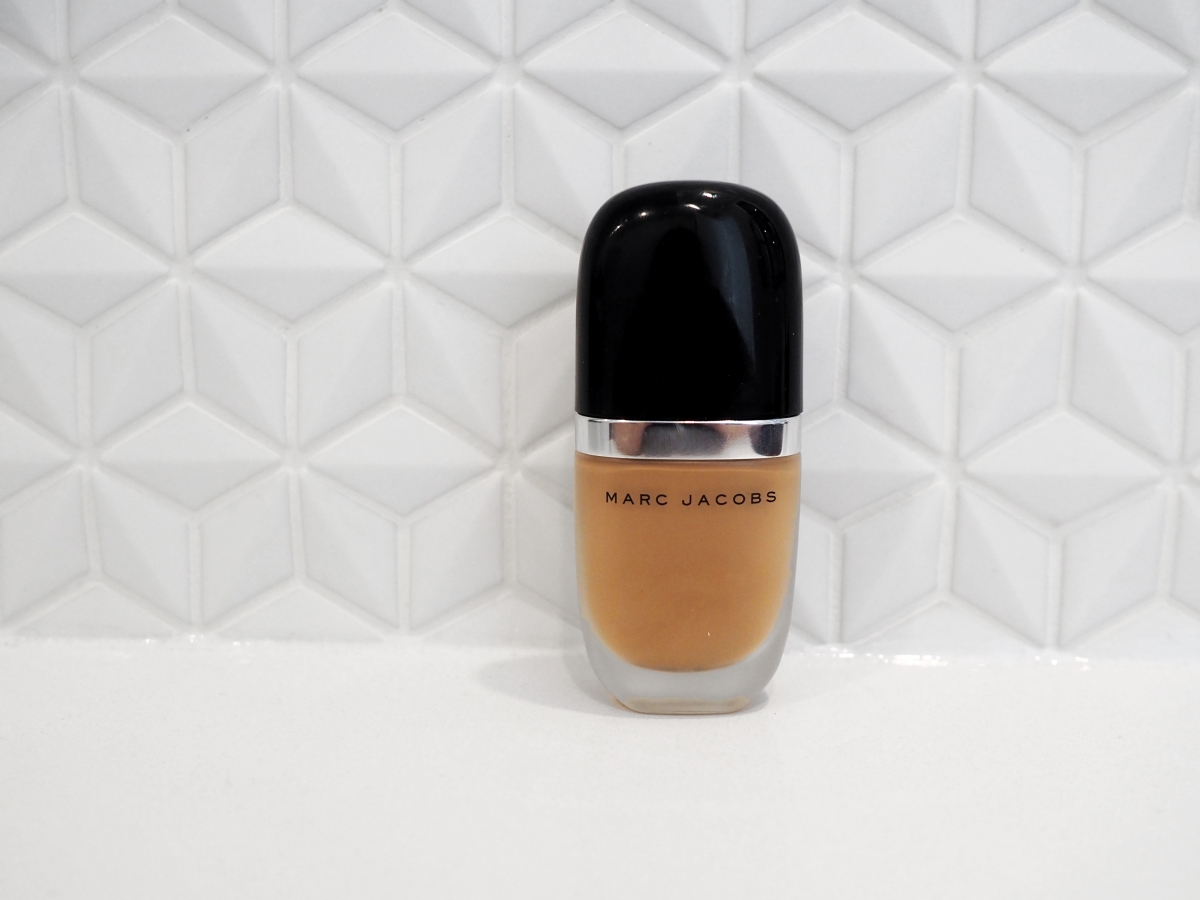 GETTING READY REPORT MARC JACOBS GEL FOUNDATION