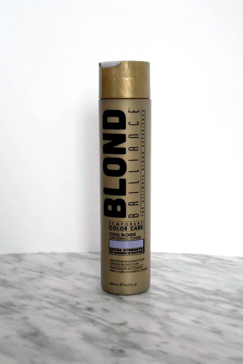 GETTING READY REPORT ERIN ELIZABETH SEPHORA BLONDE BRILLIANCE L'OREAL MAKEUP FOREVER NUME