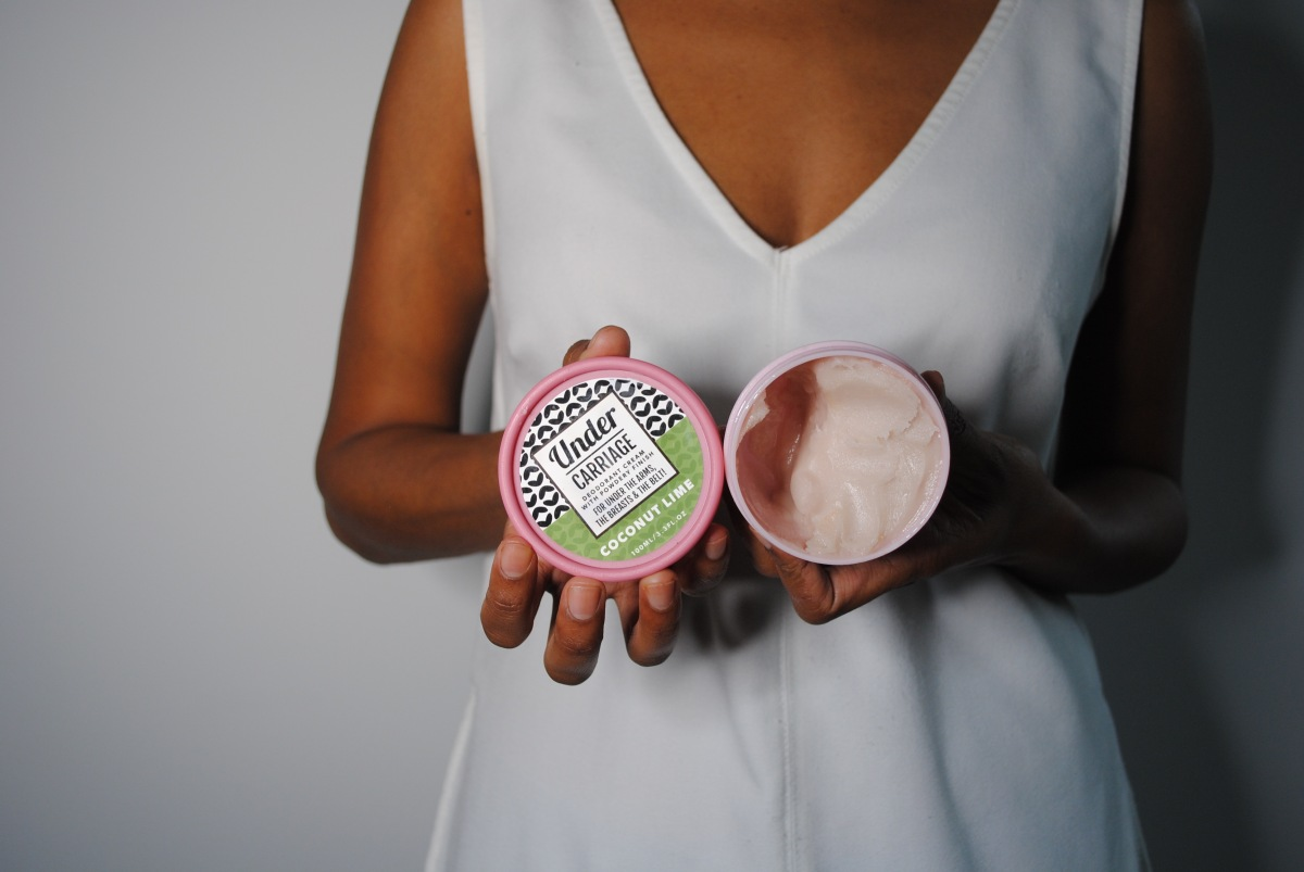 GETTING READY REPORT UNDERCARRIAGE DEODORANT COCONUT LIME VANILLA LAVENDER PRODUCT REVIEW