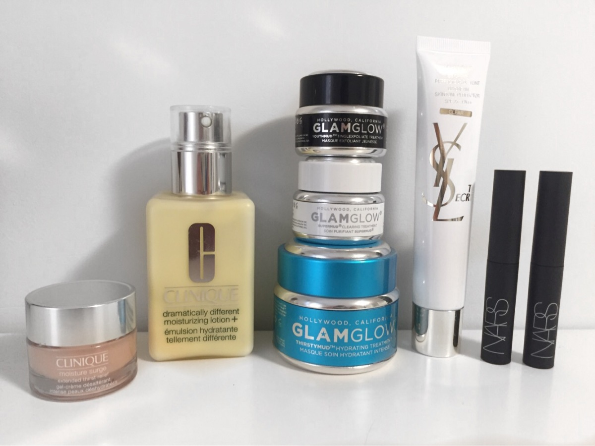 GETTING READY REPORT TORI MCINTYRE CLINIQUE GLAMGLOW NARS YSL YVES SAINT LAURENT95