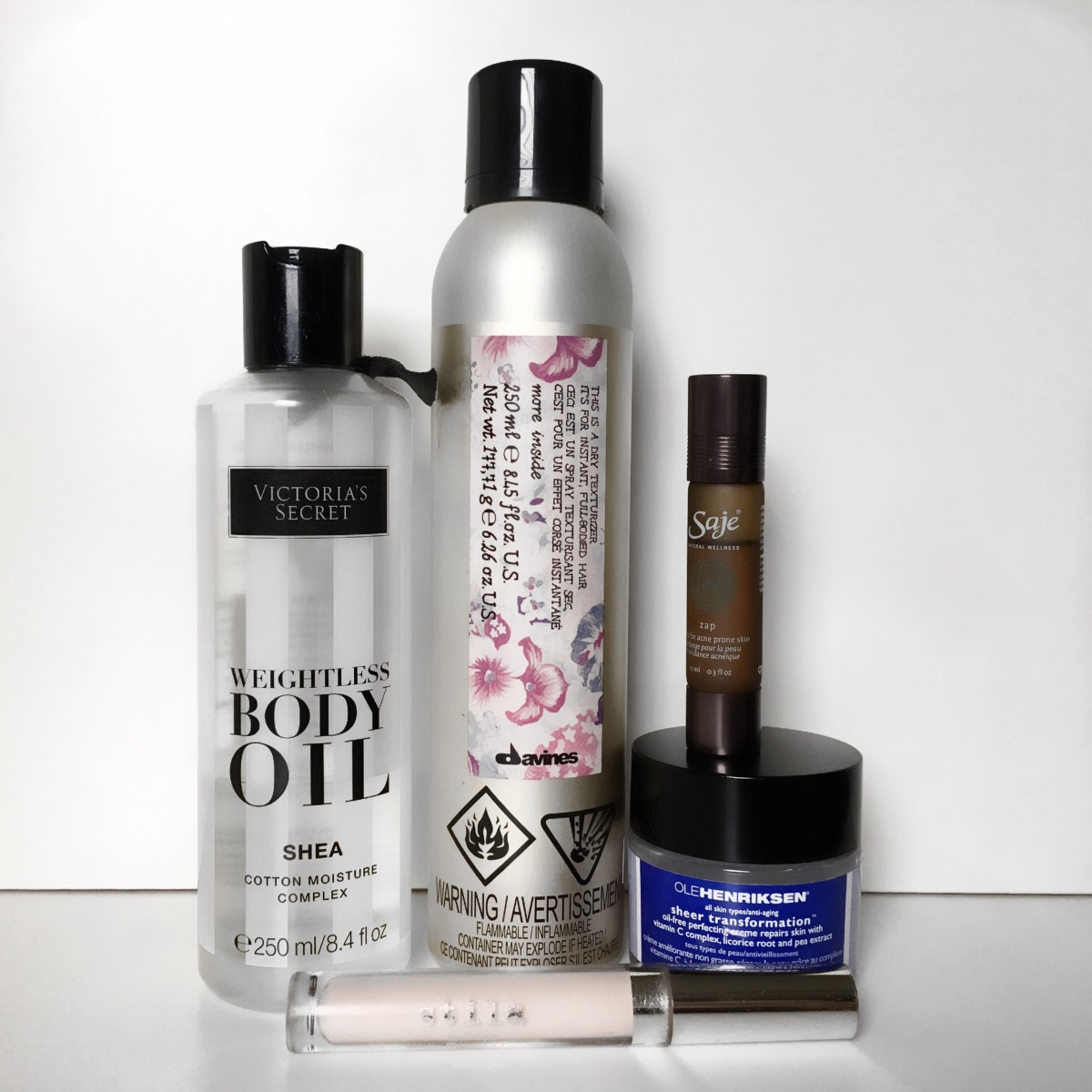 GETTING READY REPORT ANYSSA DINARDO OLE HENRIKSEN STILA VICTORIAS SECRET SAJE DAVINES